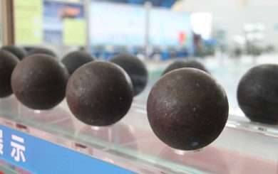 hot rolled steel grinding ball
